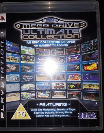 Mega Drive Collection Playstation 3