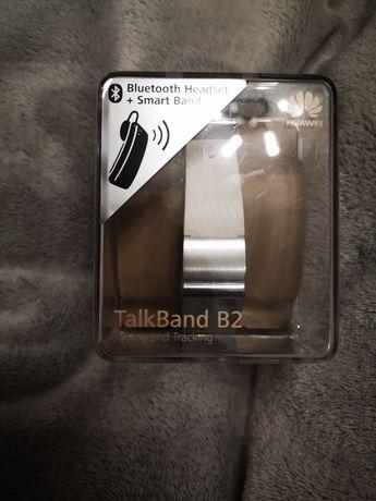 Huawei Talk Band B2 biały oryginalny