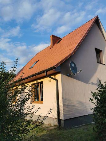 Dom pod lasem 140m2 duża dzialka