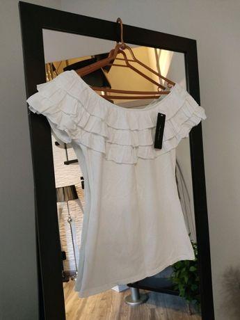Nowa śliczna włoska bluzka hiszpanka S/M