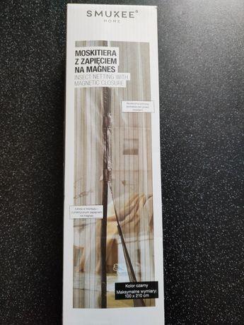 Moskitiera z zapięciem na magnes 100x210 cm Lidl Smukee