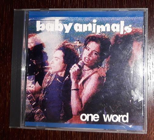 Baby Animals ONE WORLD cd