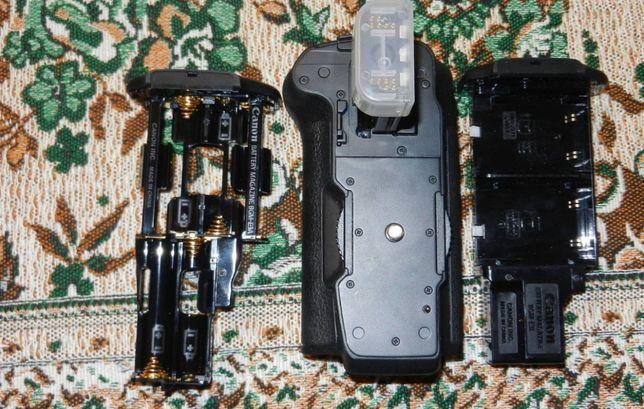 шапка Батарейный блок BG-E3 для Canon 350D, 400D. новый не использовал