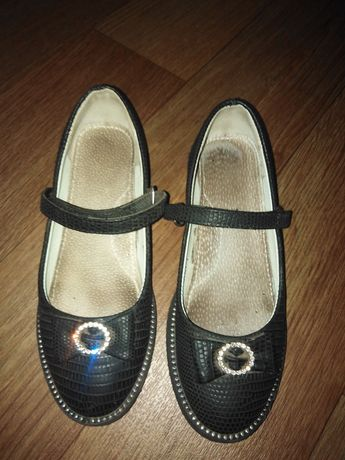 Туфильки для девочки