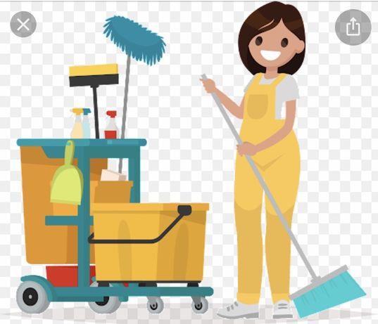 Прибирання будинків