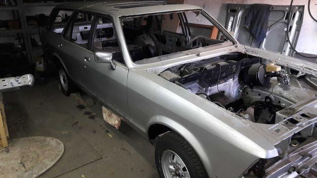 Форд гранада восстановленый но не до конца собранный