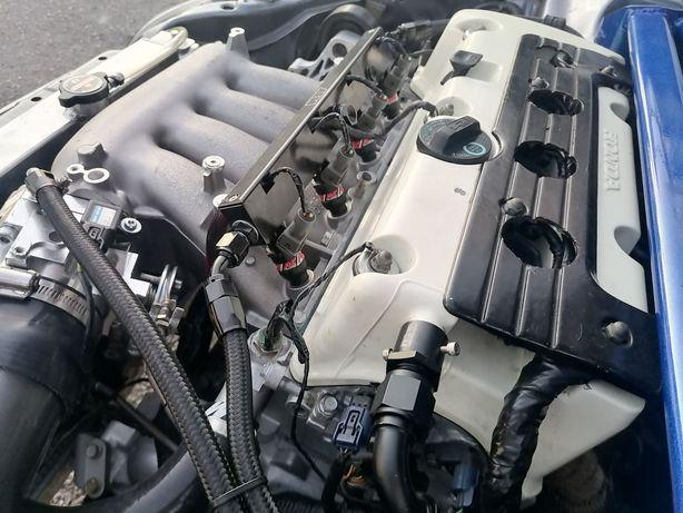 Honda civic coupe swap k20