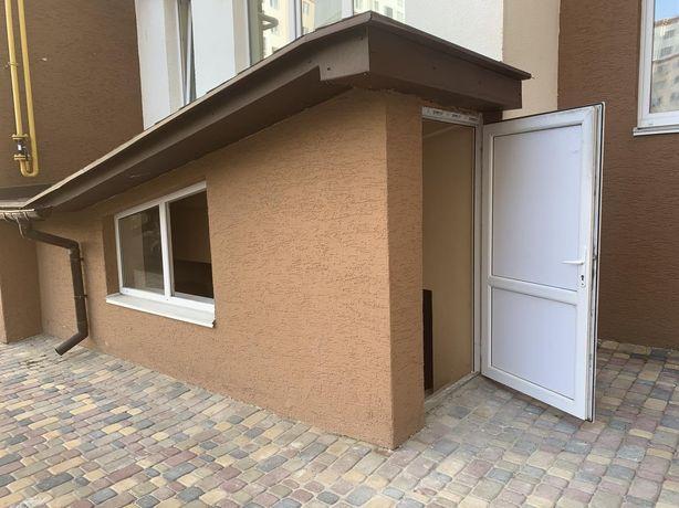Цокольное  помещение с ремонтом 17м2 8500$