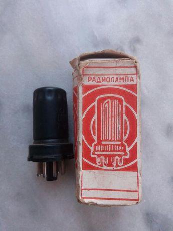 Радиолампа 6А7