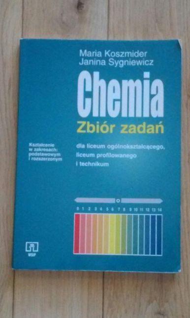 Chemia Zbiór zadań; LO; Koszmider, Sygniewicz