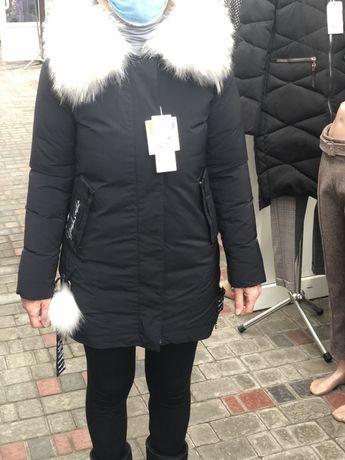 Зимовий пуховик. Жіноча зимова куртка