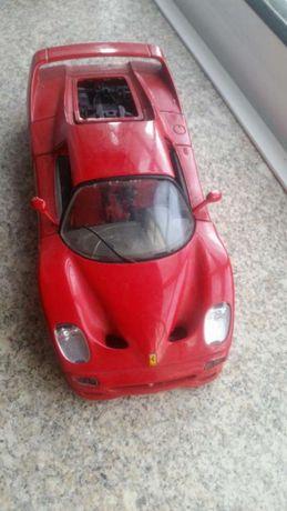 Carro coleção Ferrari
