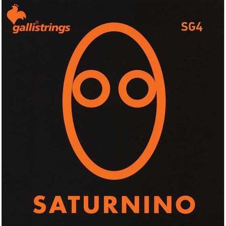 Struny do gitary basowej 50-100. Gallistrings SG4.