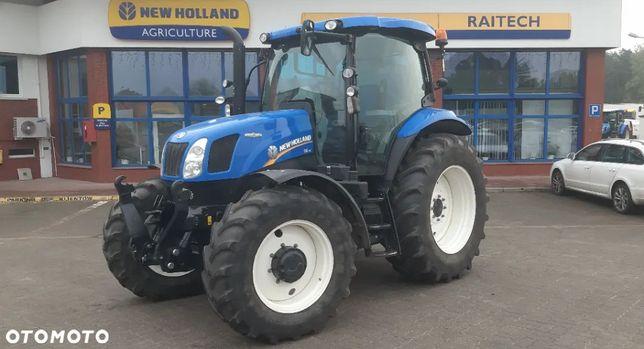 New Holland T6.140 AC  1255 mtg* Auto Command*