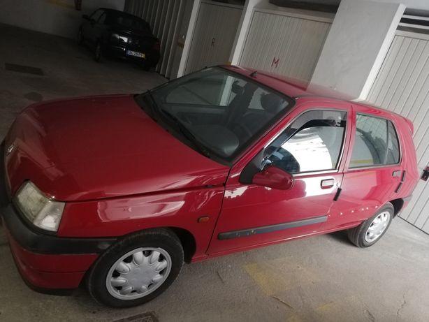 Renault clio como novo