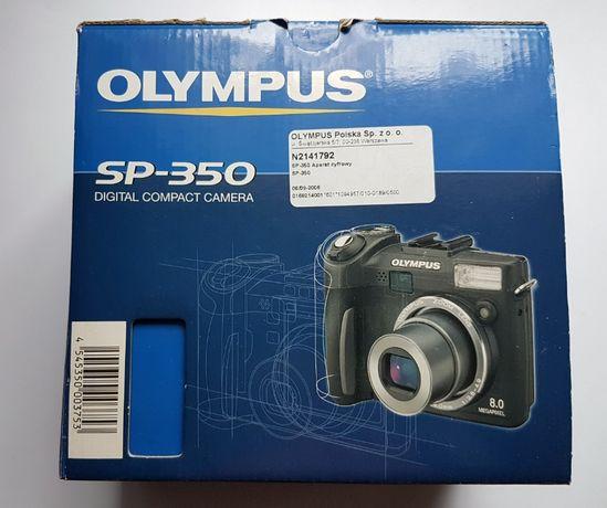 Aparat cyfrowy 8 MP Olympus SP-350