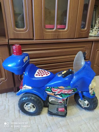 UFR brave a-03 Детский электро-мотоцикл