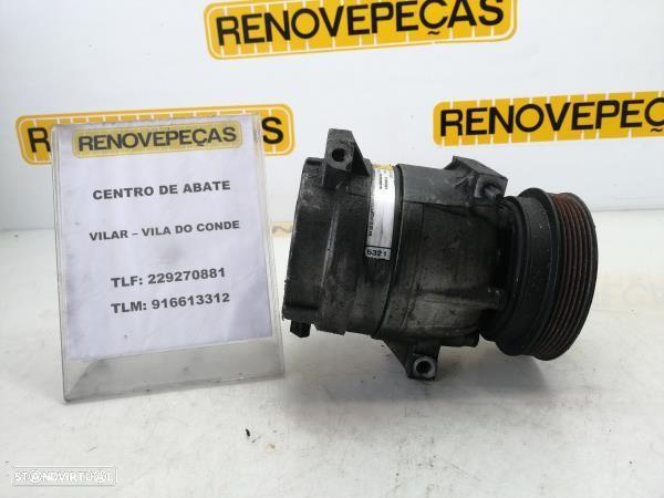 Compressor Do Ar Condicionado Renault Laguna Ii (Bg0/1_)