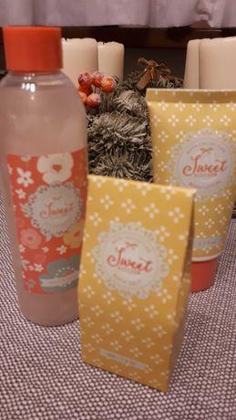 Kosmetyki do kąpieli dla dziewczynki SWEET