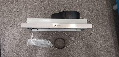 Okap kuchenny teleskopowy Electrolux EFP 6411 X - używany