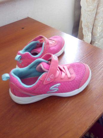 продам кросовки для дівчинки Skechers