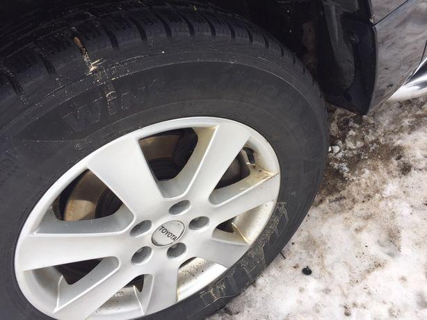Koła zimowe opony Toyota rav4 grand vitara 235/60/16