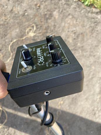 Металошукач  InduktPrо із двухчастотною котушкою