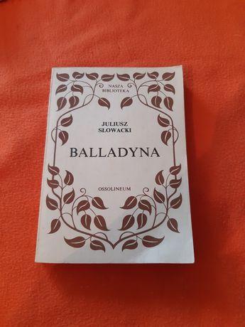 Balladyna lektura z opracowaniem
