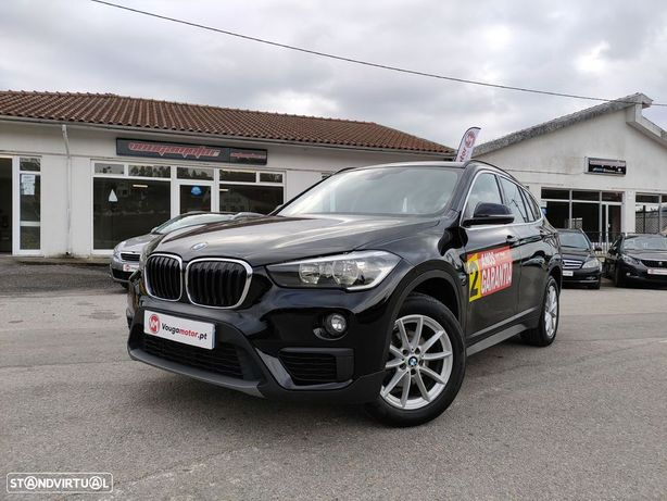 BMW X1 sDrive 1.6d 116cv GPS