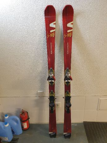 Narty Męskie Salomon Scrambler 8 (165cm)