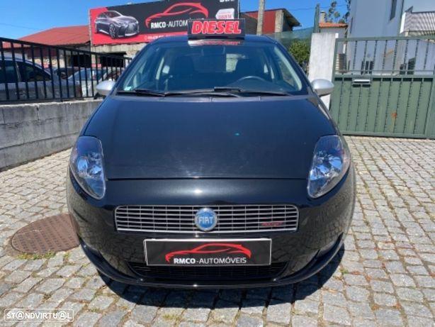 Fiat Grande Punto 1.3 M-Jet Sport