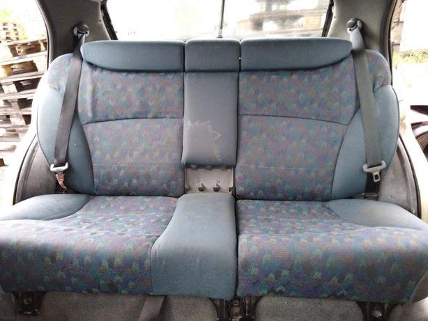 Fotele Fiat Brava