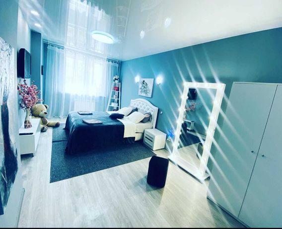 Посуточно 1к квартира новый дом ТРОЕЩИНА ул. Драйзера