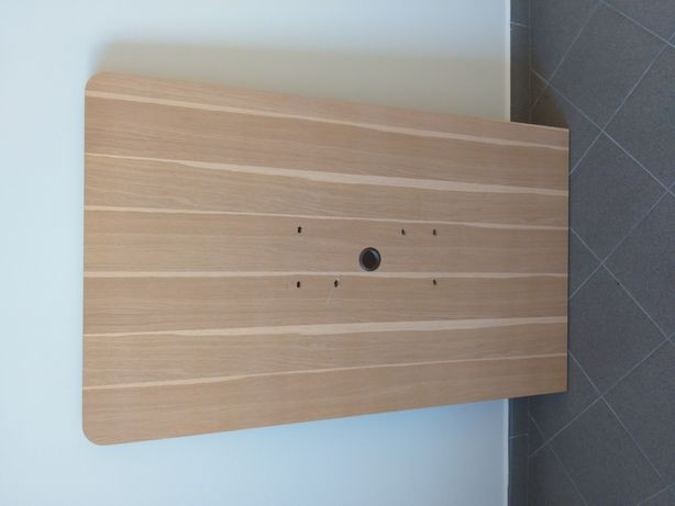Panel pod tv, Paged como, solidny drewniany dębowy, dąb super stan
