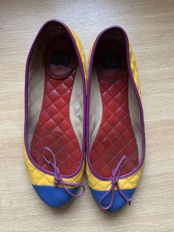 Балетки Dolce&Gabbana