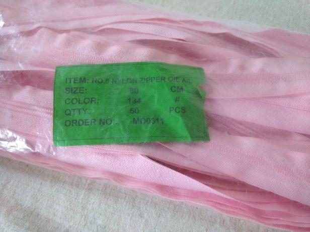 Молния змейка N 5 80 см / 50 шт в упаковке