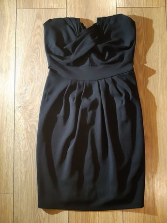 Czarna sukienka Mohito roz. xs