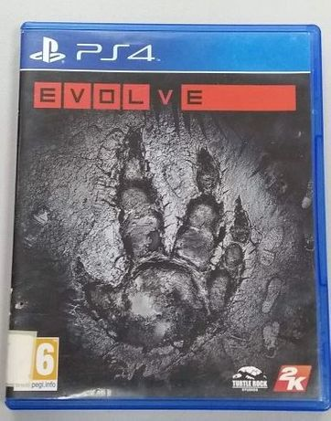 Gra PlayStation 4 Evolve LOMBARD66