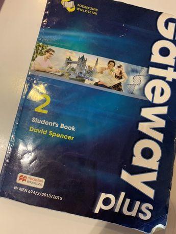 Gateway Plus 2 podręcznik