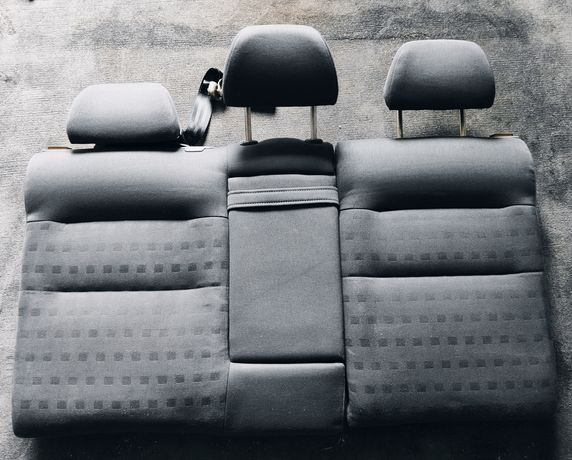Fotele przód tył boczki drzwi volkswagen Passat B5