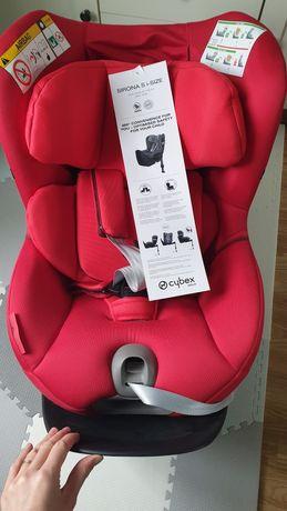 Cybex Sirona S I- size NOWY - karton- rachunek - gwarancja