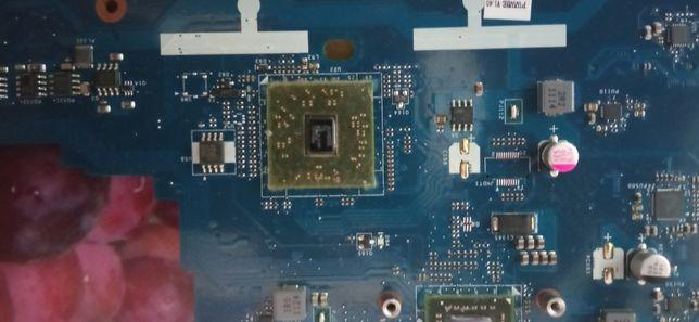 Материнська плата Toshiba sateliite C660D