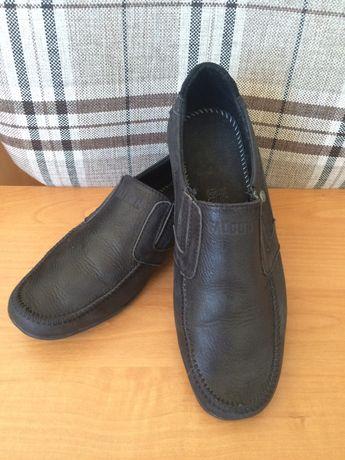 Кожаные туфли шкіряні туфлі на мальчика Falcon ecco geox