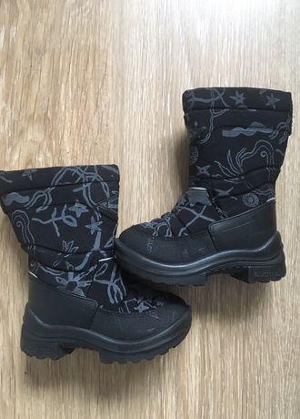 Валенки сапожки ботинки сапоги KUOMA made in Finland 16.2 см 25 размер