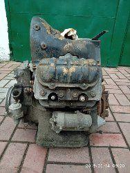 Двигатель заз 965