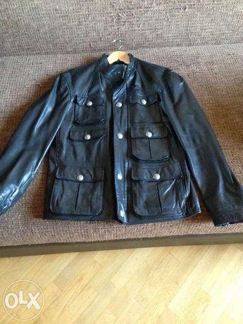 Продам новую оригинальную кожаную мужскую куртку.TORA&TORA. Италия.