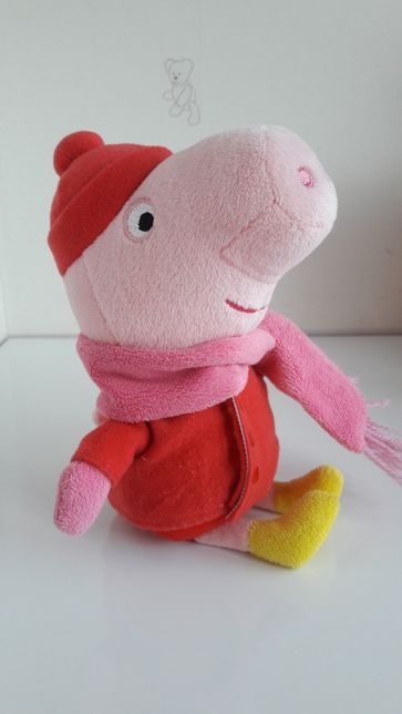 Свинка Пеппа мягкая игрушка, 22 см