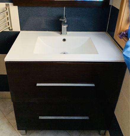 Movel completo de casa de banho