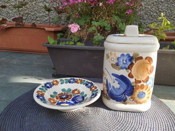 Комплект давньоі' кераміки( привезений з Польщі)