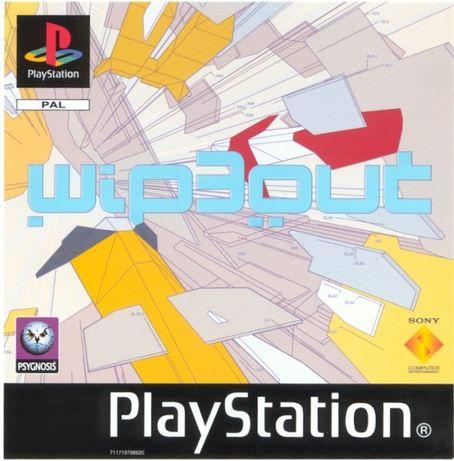 Vipeout 3 Psx PlayStation PAL Ang